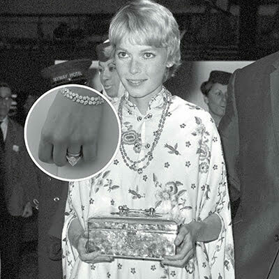 1960s Wedding Rings Selection Criteria: the Older, the Better