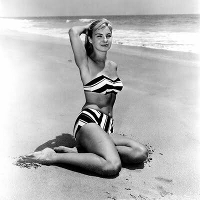 5 Best 50s Striped Bathing Suits for Every Beach Body