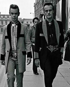 1950s Men's Fashion