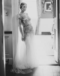 Naked Bride – Amanda Garrett (Amanda Garrett) Fashion Wedding Dress