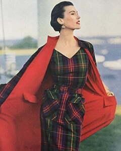 Plaid dress ideas
