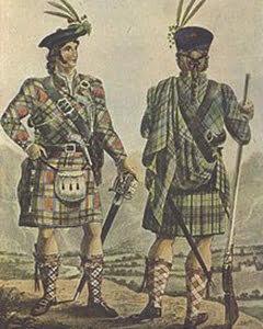 Scottish origins