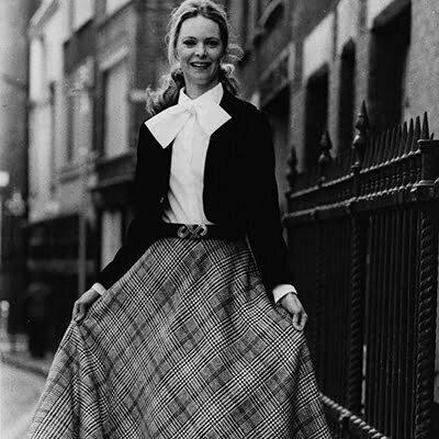 1950's Long Skirts: Flattering Length or Size for Jane Austen Festival in Bath