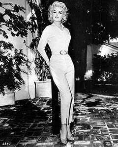 1950s women fashion
