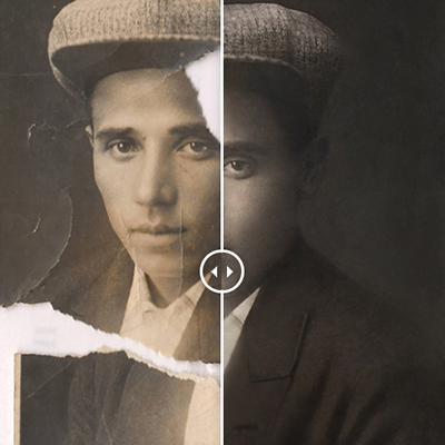 Old Photo Restoration Services: Restores Your Vintage Photos in No Time