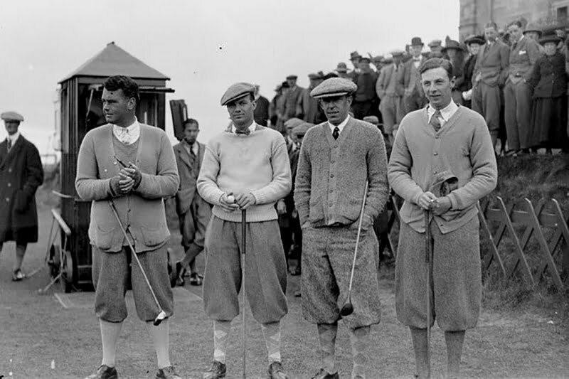 1920s Men's Fashion