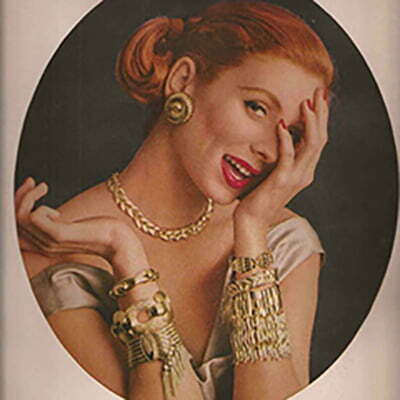 Top 10 Most Famous Jewelry Designers and Brands in the 1950s