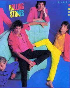 1980s Men's Fashion