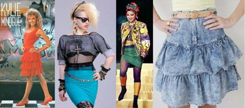 1980s women's Fashion