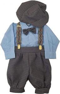 Retro-Thanksgiving-Baby-Boy's-Clothes-Gatsby 1920's-Newsboy Newsie-Boys-Child-Costume-2