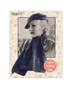 1930s-knitted-winter-scarves-for-women-2