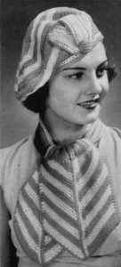 1930s-knitted-winter-scarves-for-women-4