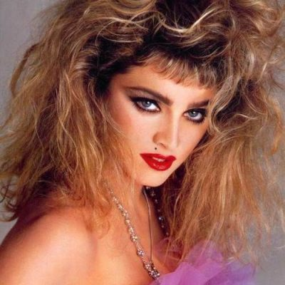 80s Hair and Makeup for Women: How to Do Madonna's Hair and Makeup