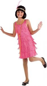 Baby-Girl-Thanksgiving-Outfit-in-20s-fashion-flapper-dress-4