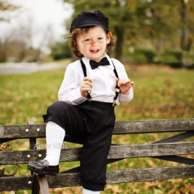 Baby Thanksgiving Outfits Ideas – Retro Style in 20s Fashion