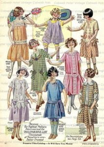 Party-Wear-Dresses-for-Girls-in-1920s-3