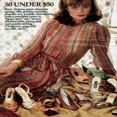 Shoes in the 80s: Popular Shoe Styles You Cannot Miss for Late Autumn