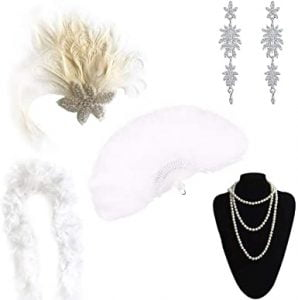 1920s-Feather-Hair-Clip-Feather-Fan