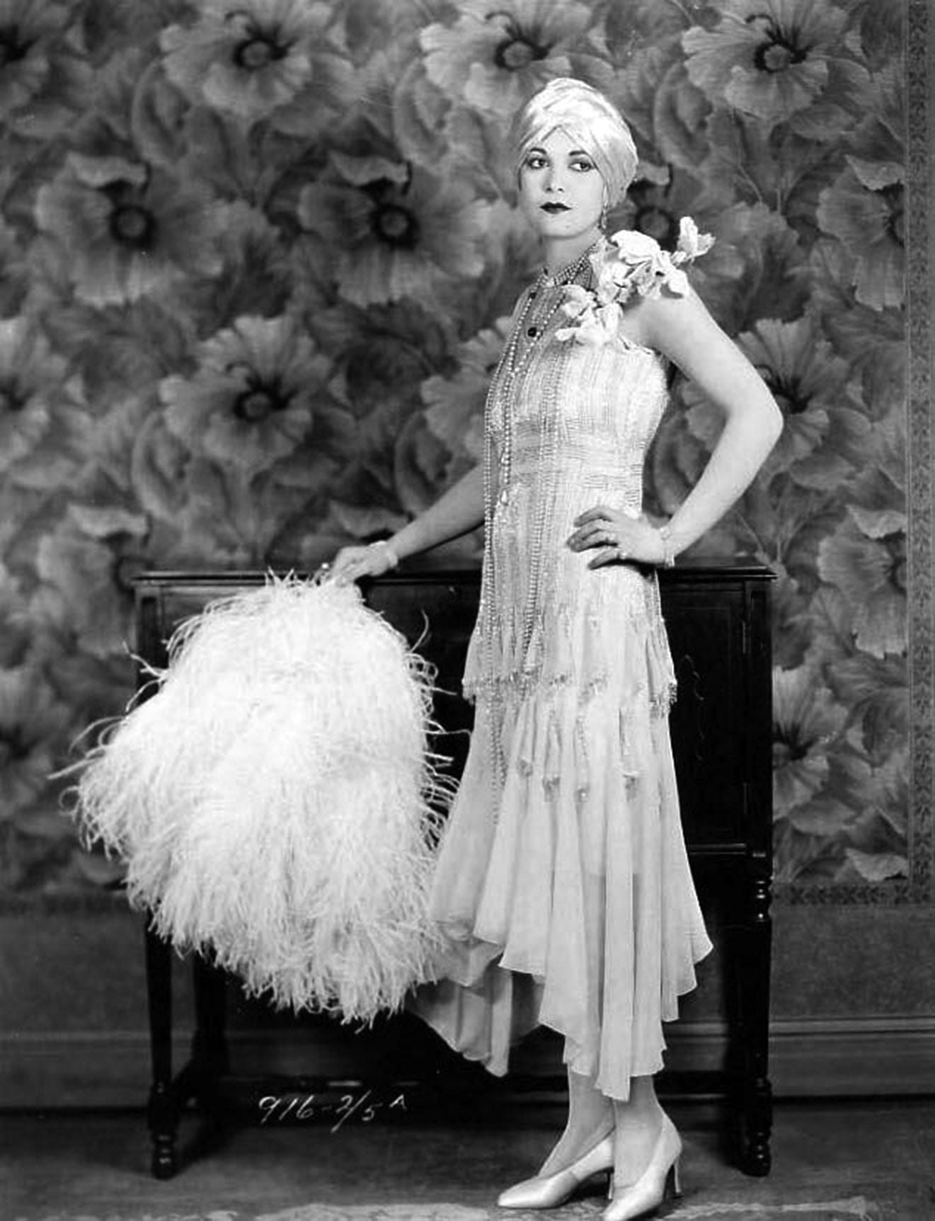 1920s-Feather-Hair-Clip-Feather-Fan-1