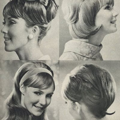 1960s Hairstyle Fashion: All Length Younger Hairstyle for Over 60