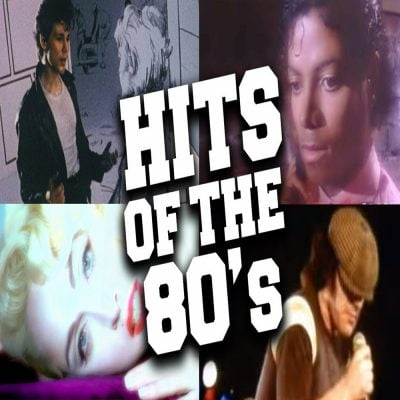 1980s Best Love Songs: What Was the Number 1 and the Biggest Music Hits