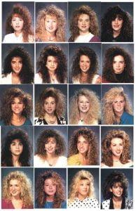 1980s-Curls