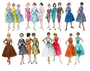 50s-Dress-fashion