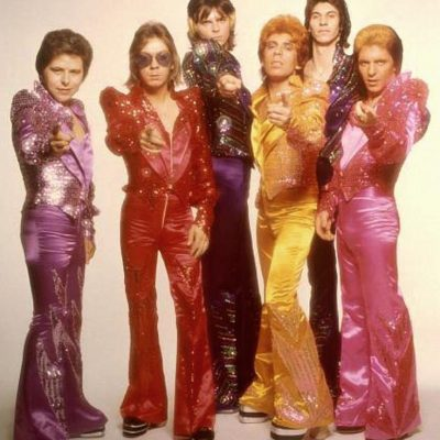 70s Music and Bands: Rock and Disco Style
