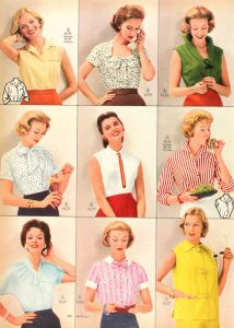 Best-Women-Shirts-of-the-50s