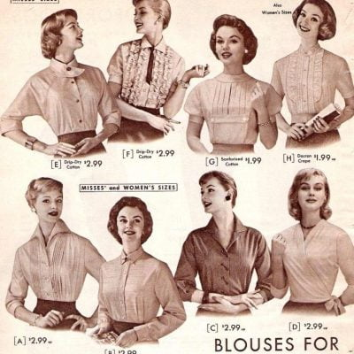 Outfit Tips of the 1950s: Best Long Sleeve T-shirts for Women