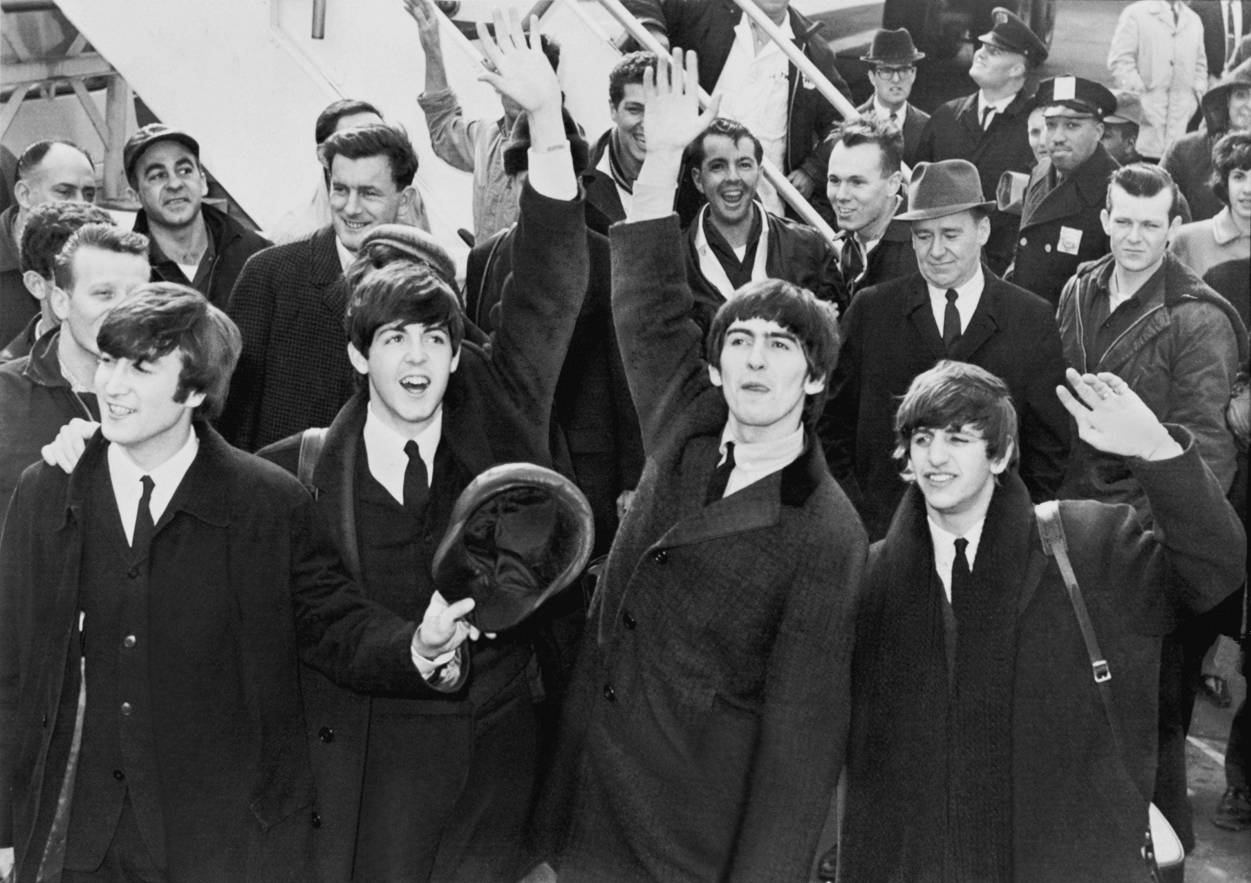 British-invasion-in-the-60s