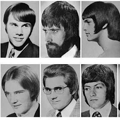 1970s Hairstyles for Short Hair for Men: How to Do 70s Popular Hairstyles