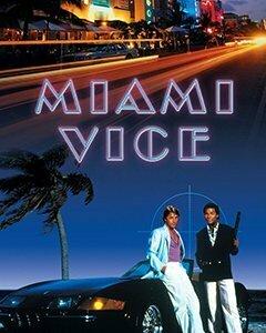 80s Miami Vice