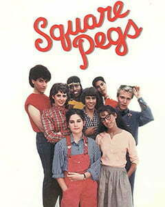Square Pegs 80s