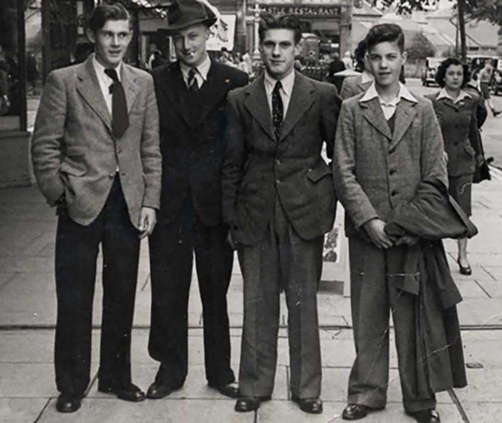 30s men fashion