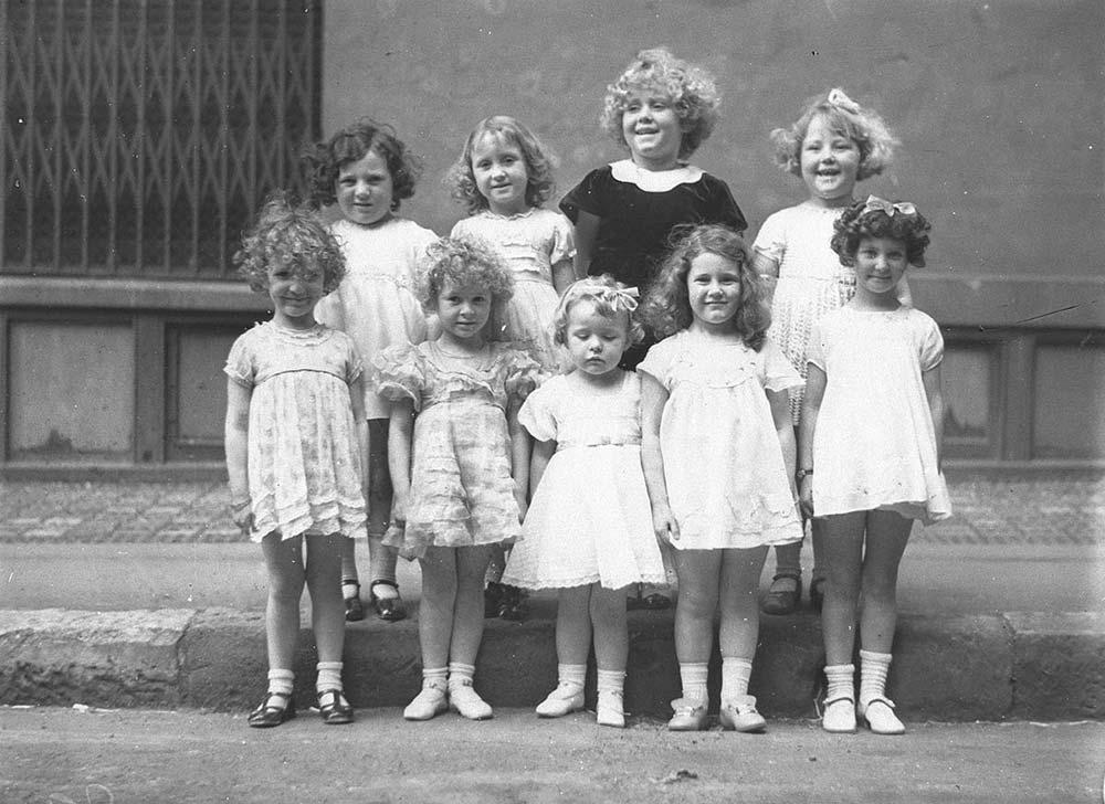 30s Children's Fashion
