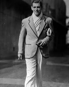 1930s man fashion