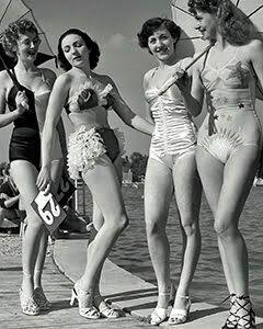 teenage swimwear