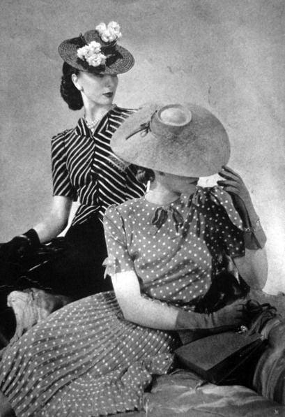 1940 sun hats