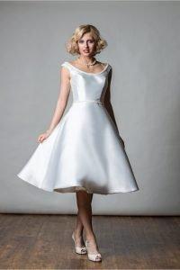 Classic Simple Wedding Dress