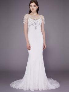 1920s Adornments Wedding Dresses
