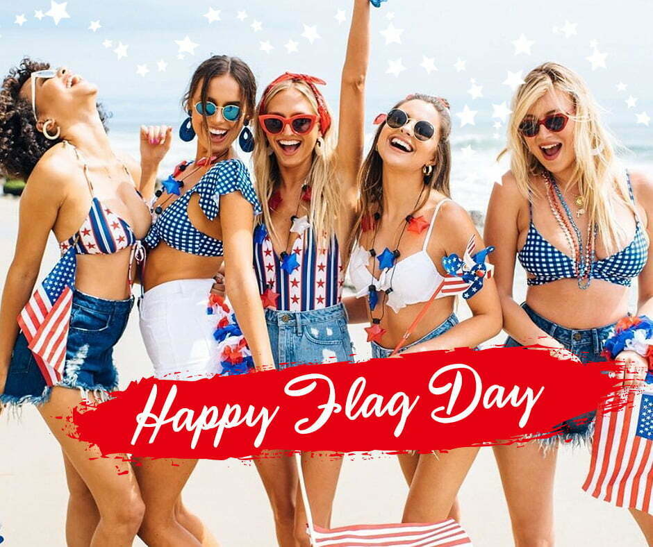 How to Dress on American Flag Day