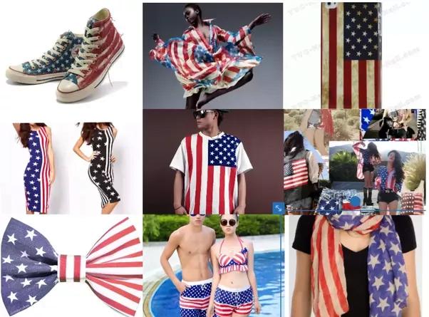 Flag Day Fashion