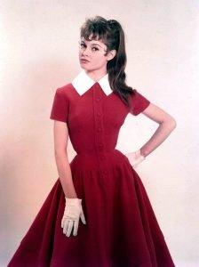 1950s Peter Pan Collar Dress
