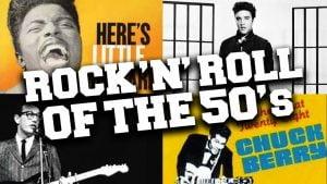 1950s Rock N Roll History