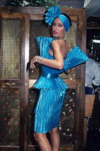 1980s Sparkling Fashion