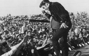 Elvis Presley Music Fashion
