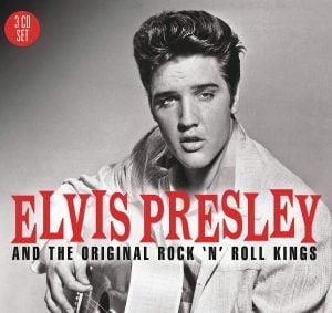 1950s Elvis Presley Rock Music