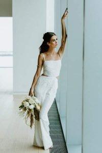 Wedding Bridal Jumpsuits