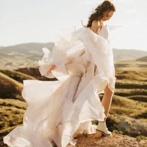 Elegant Wedding Style Outfit